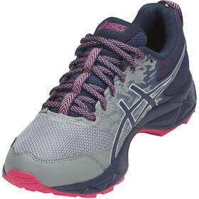 asics Gel-Sonoma 3 G-TX Hardloopschoenen Dames grijs/roze